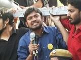 Video : बड़ी खबर : लोकतंत्र का गला घोंटा जा रहा है, हम चुप नहीं रहेंगे - कन्हैया