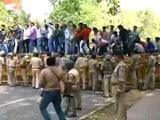 Video : विजय माल्या के मुद्दे पर यूथ कांग्रेस का प्रदर्शन