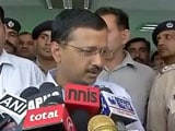 Video : Politics Over Water Not Good. Yes, Arvind Kejriwal Really Said That.