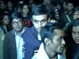 Video : JNU students Umar Khalid, Anirban Bhattacharya Get Bail