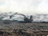 Videos : देवनार डंपिंग ग्राउंड में लगी आग पर काबू पाने के प्रयास जारी, धुएं से लोग बेहाल