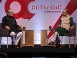 Video: In Conversation With Finance Minister Arun Jaitley
