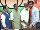 Video : BJP की पिच पर श्रीसंत, तिरुवनंतपुरम सीट पर बीजेपी के टिकट पर चुनाव लड़ेंगे