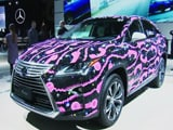 Video : 2016 New York International Auto Show Highlights
