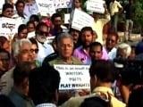 Video : बेंगलुरु : मानव संसाधन मंत्रालय के ख़िलाफ़ उर्दू लेखकों, साहित्यकारों ने किया प्रदर्शन