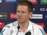 Video : I Would Like to Contribute More With Bat in WT20 Final: Morgan