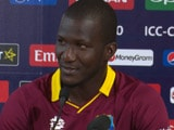 Video : It Will be Difficult to Stop us in WT20 Final: Sammy Warns England