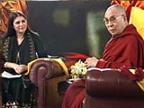 Video: I Am A Son Of India, Have Survived On Dal, Rotis: Dalai Lama To NDTV