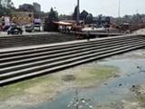 Video : Maharashtra's Famous Kumbh Bathing Spot Goes Waterless After 130 Years