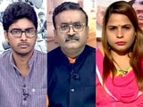 Video: युवा : NIT पर महबूबा बोलीं- HRD कर रहा गौर, स्मृति ने बताई राज्य सरकार की जिम्मेदारी