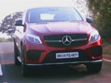 Video: Mercedes-Benz GLE 450 AMG Coupe Review