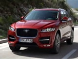 Jaguar F-Pace Review and Honda Navi