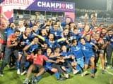 Video : Good Juniors Helped Bengaluru FC Win I-League: Sunil Chhetri