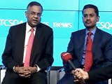 Video : N Chandrasekaran Explains TCS Performance In Q4