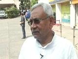 Video: बीजेपी की राजनीति जहरीली, जहर का असर जल्द होता है : नीतीश कुमार