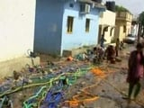 Video : A Pot Of Water A Day: That's How People Manage Here In Telangana