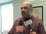 Video : 'Sonia Gandhi Should Clarify Who Received Chopper Scam Bribes': Amit Shah