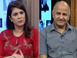 Video: The NDTV Dialogues With Delhi Education Minister Manish Sisodia