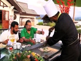 Video: Rocky & Mayur Show You How Teppanyaki Ought to be Made