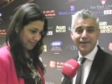 Video: Out Of England: Candid Chat With Mayor Hopefuls - Sadiq Khan And Zac Goldsmith