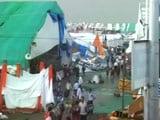Video : उज्जैन सिंहस्थ कुंभ में तूफान से भारी तबाही, 7 की मौत