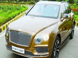 Bentley Bentayga: Review