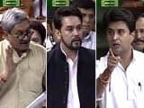 Video : Agusta Fireworks In Parliament: Parrikar Leads BJP Charge In Lok Sabha