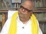 Video : A First For Karunanidhi: 'Stalin Can Become Chief Minister...After Me'