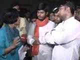 Video: FTII, JNU... Now Allahabad?