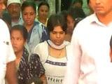 Video : Activist Trupti Desai Enters Mumbai's Haji Ali Dargah