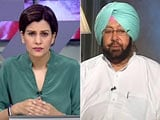 Video: All Well With Prashant Kishor: Amarinder Singh To NDTV