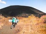 Video: An Adrenaline Junkie's Dream: Volcano Boarding At Cerro Negro