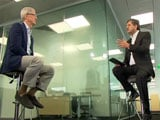 Video: Exclusive: Tim Cook On Just What Exactly Apple Will Make In India