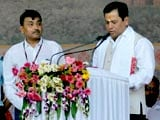 Video : सर्बानंद सोनोवाल ने असम के सीएम के रूप में शपथ ली