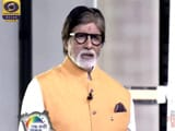 Video : Amitabh Bachchan Calls For Women Equality At Modi Government's Mega Event