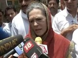 Video : 'Modi Is PM, Not A <i>Shahenshah</i>': Sonia Gandhi On 2-Year Celebrations