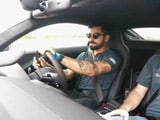 Video: Audi R8 V10 Plus with Virat Kohli