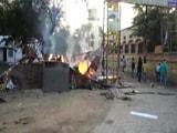 Video: इंडिया 7 बजे : मथुरा में अवैध कब्जे की आग