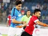 Video : Virat Vs Abhishek in a Football Match