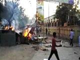 Video : मथुरा हिंसा : जवाहर बाग इलाके के तलाशी अभियान में जुटी पुलिस