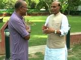 Video : भारत की बर्बादी के नारे को कैसे बर्दाश्त किया जा सकता है : जेएनयू विवाद पर राजनाथ