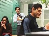 Video : तमाशा लाइव : जब आशुतोष को मिले राहुल बाबा...