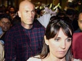 Video : Zinedine Zidane Takes Mumbai by Storm