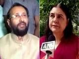 Video: इंडिया 7 बजे : नीलगाय पर भिड़े मोदी सरकार के दो मंत्री