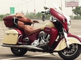 Indian Roadmaster Road Review