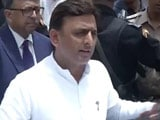 Video : Akhilesh Yadav Visits Mathura Where Clashes With Armed Cult Killed 24