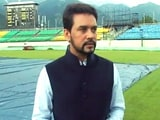 Video : India Can Afford to Have The Best Coach: BCCI President Anurag Thakur
