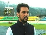 Video: 'चलते-चलते' बीसीसीआई अध्यक्ष अनुराग ठाकुर के साथ