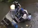 Video : Panaji Mayor Finds Himself In Murky Waters As Photo-Op Goes Wrong