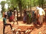Video : To Help Run A School, Villagers Spent 3 Years Digging Up A 6 Km-Road